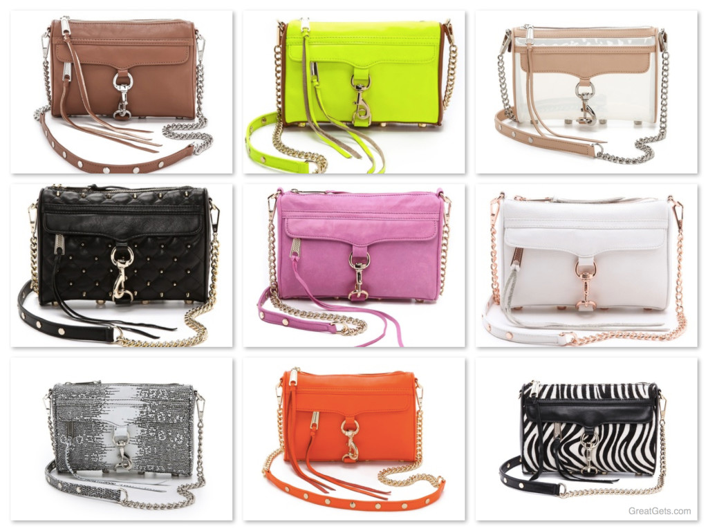 Best Bag - Rebecca Minkoff Mini Mac