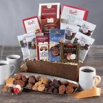 Coffee and Chocolate Gift Baskets Closing Gifts