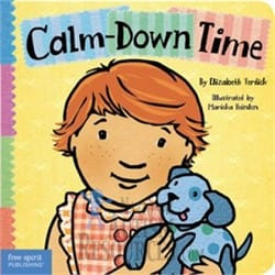 Autism Aids Calm Down Time Book