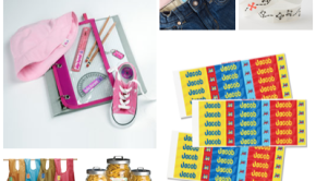 Mabels Labels Fundraising Product Line