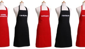 Men's Aprons | Gift Ideas for Dad | Men's Gifts
