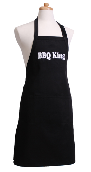 BBQ King Men's Apron