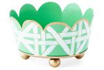 Cane Green Coaster