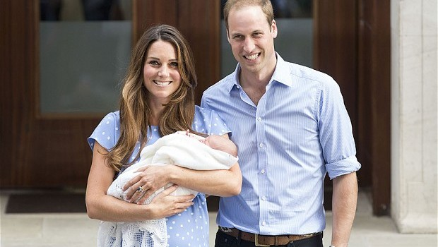 Royal Baby Prince Named