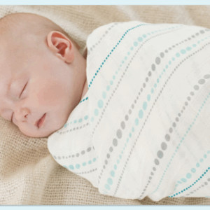 Swaddling Blankets Fit For the Royal Baby