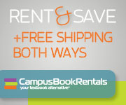Campus Book Rentals,Rent College Textbooks