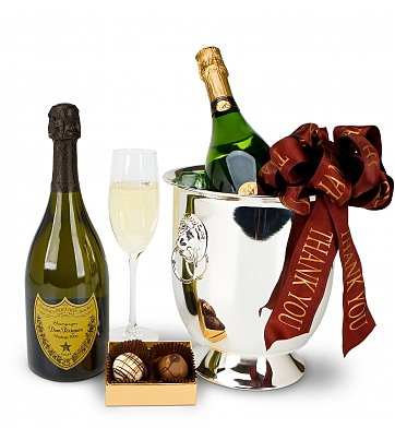 Champagne & Confections