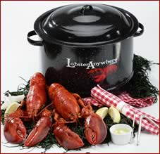 Maine Attraction Lobster Package