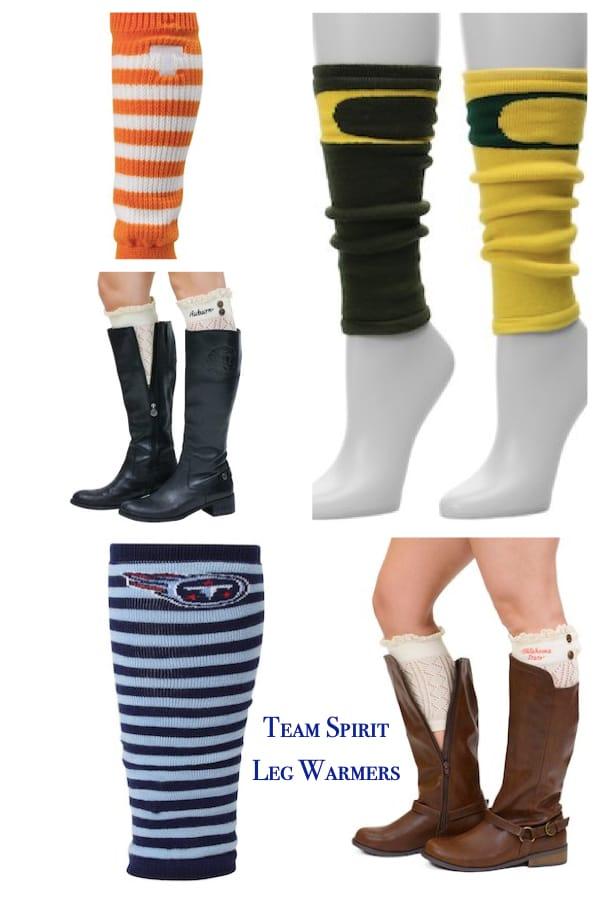 Team Sprit Leg Warmers