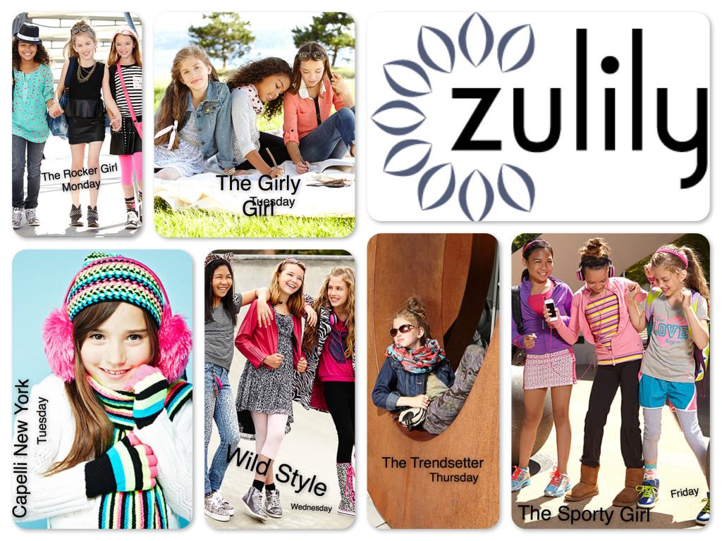 Zulily Tween Week