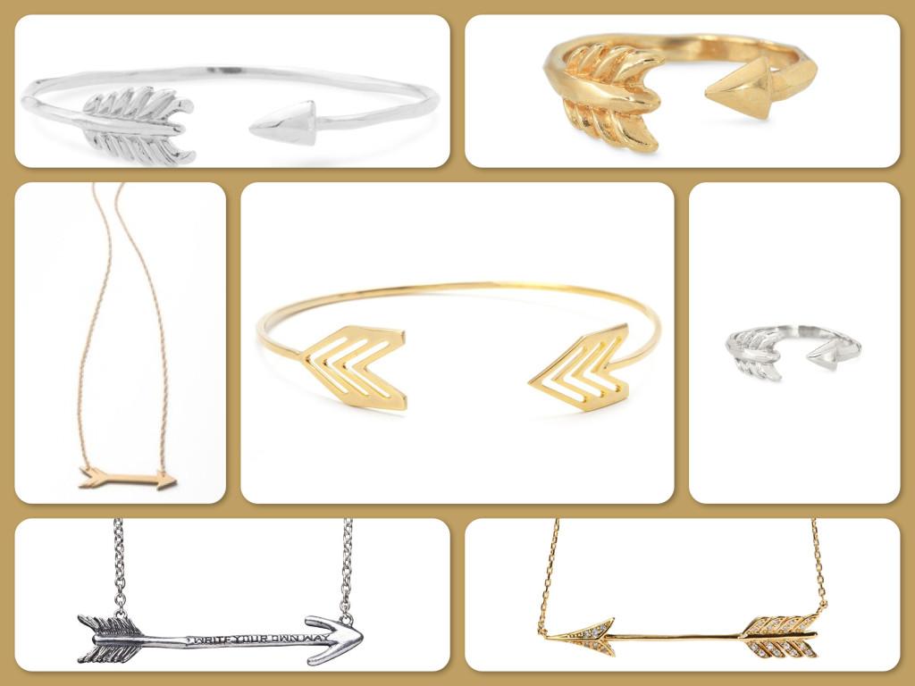 Best Pi Phi Arrow Jewelry