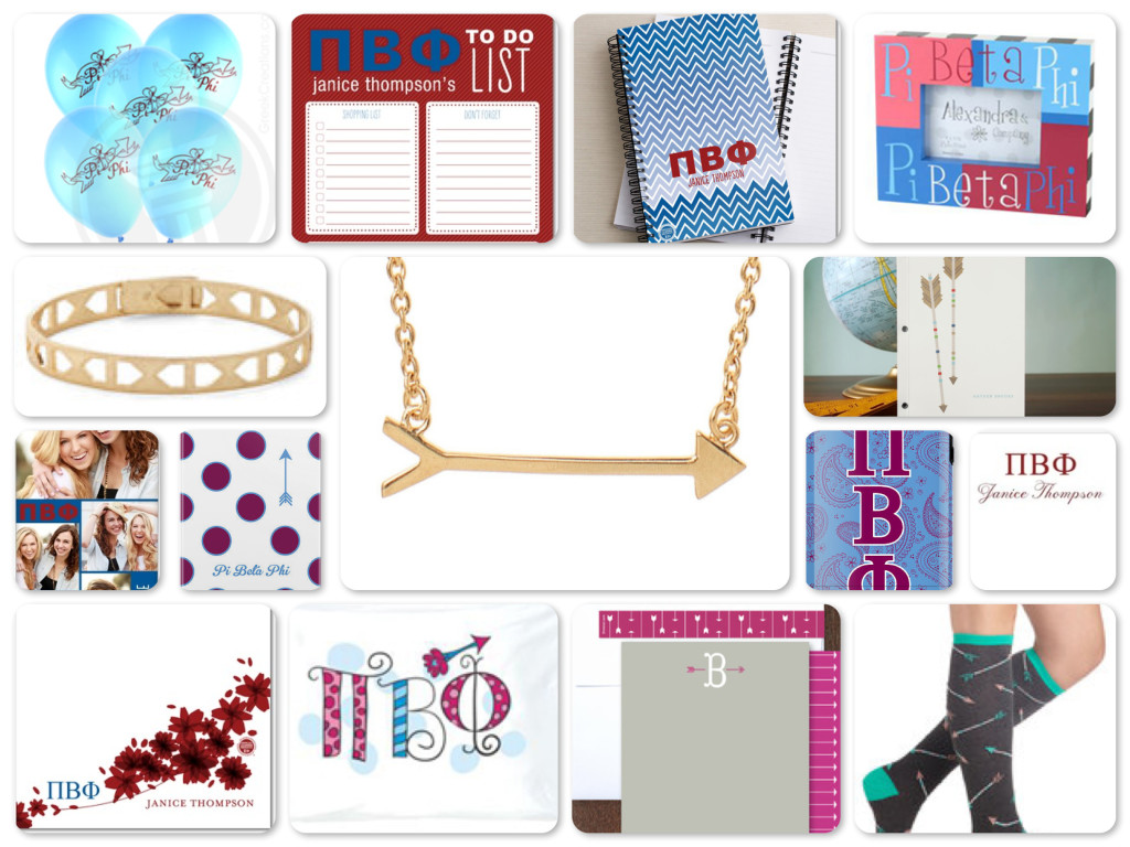 Celebrate Sisterhood - Pi Beta Phi Gifts