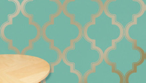 Chic Sophisticated Removable Wallpaper Perfect for Dorm Rooms & Apartments