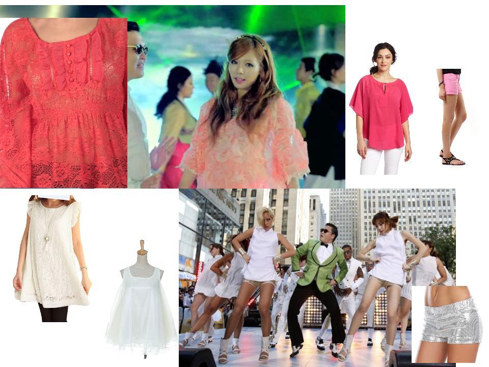 Psy Gangnam Style Costume Ideas
