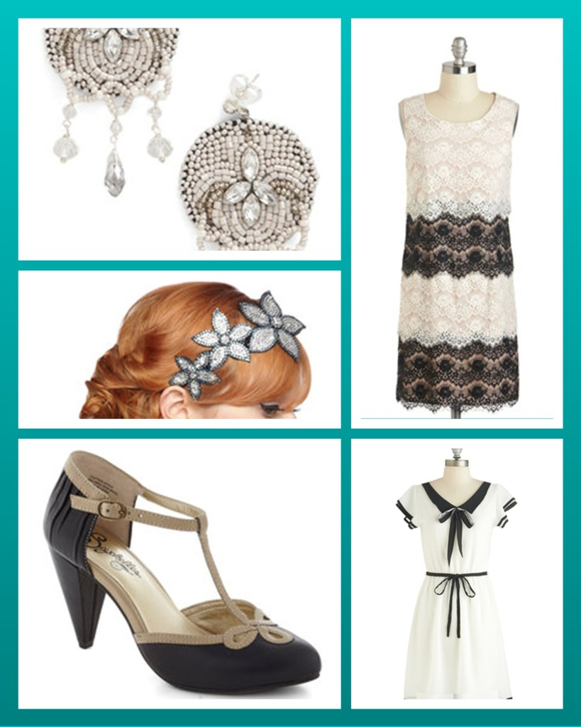 Great Gatsby Roaring 20s Inspired Halloween Costumes
