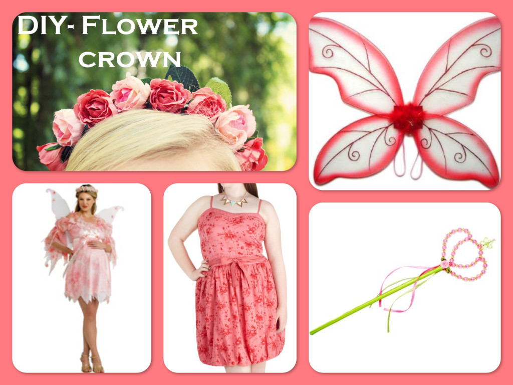 Rose Fairy Halloween Costume Wear-Again Plus Size Costumes  sc 1 st  GreatGets.com & Halloween Costume Ideas | Wear-Again Plus Size Costumes | GreatGets.com