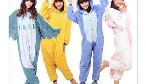 Kigurumi Halloween Costume Ideas