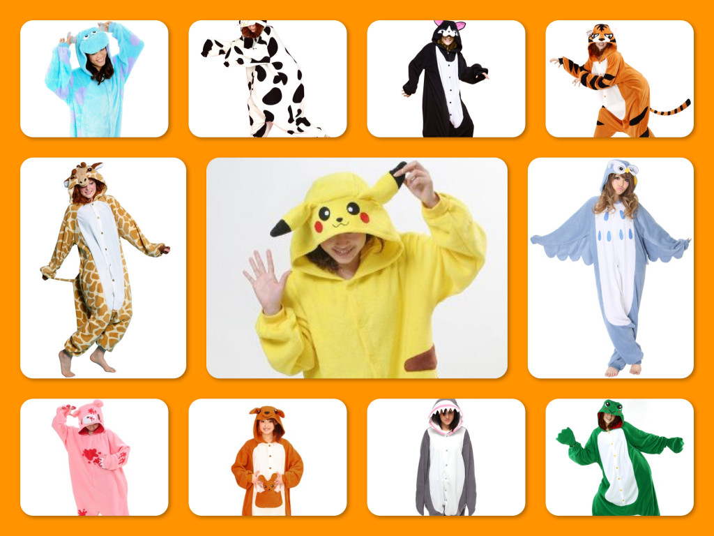 Kigurumi Halloween Costumes