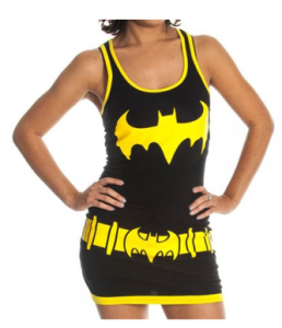 batman tank dress