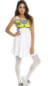 buzz lightyear hot topic dress
