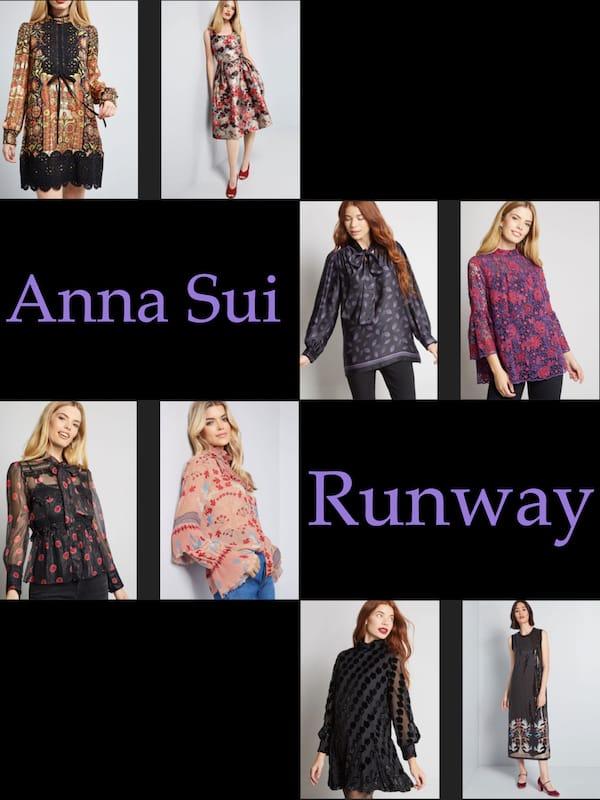 Anna Sui Runway on Modcloth