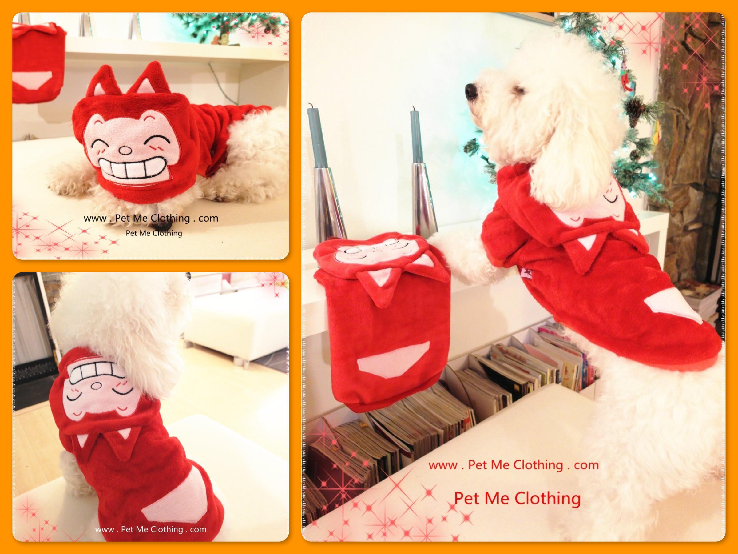 Fox Pet Dog Costume