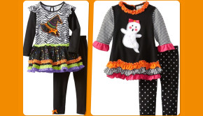 Girls Halloween Clothing