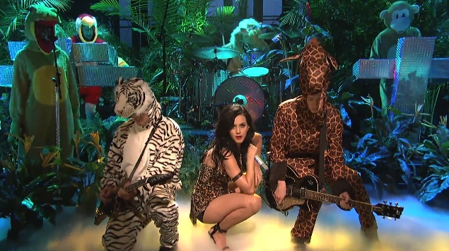 Katy Perry Roar Group Costumes