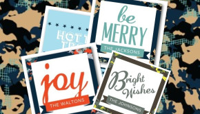 Rebecca Minkoff for Tiny Prints Holiday Card Collection