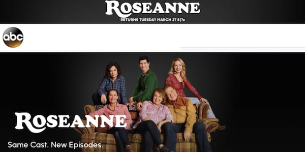 Roseanne Returns to ABC