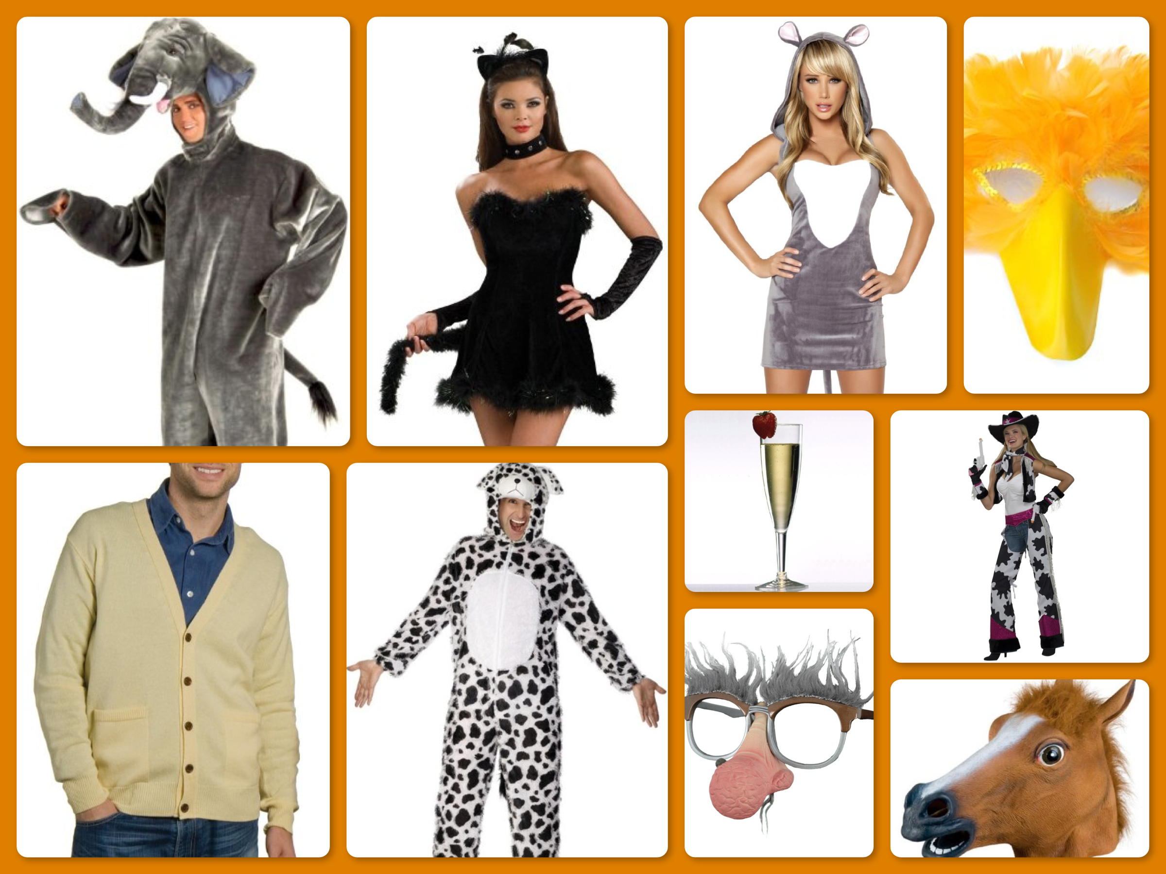 What Does The Fox Say Group Costume ideas