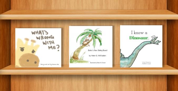 Children Books on Blurb