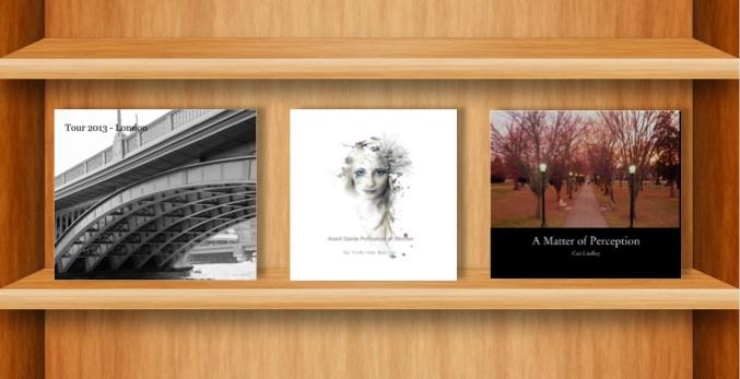 Art Books on Blurb