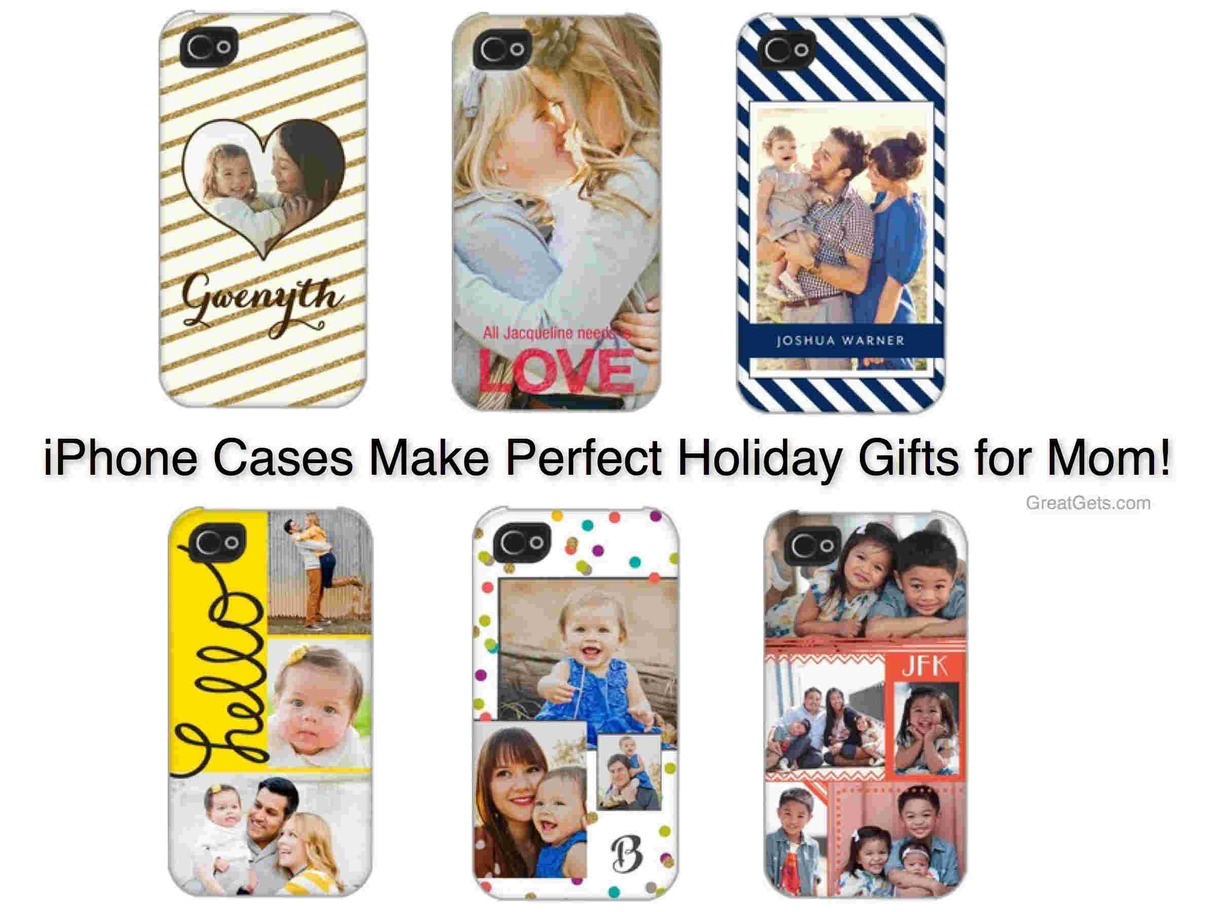Iphone cases make perfect holiday gifts for mom tiny for Great present for mom