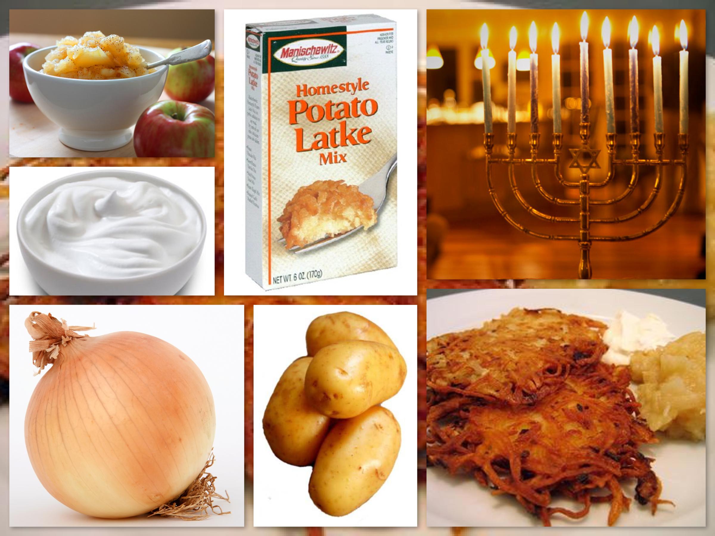 Hanukkah Latkes Recipe