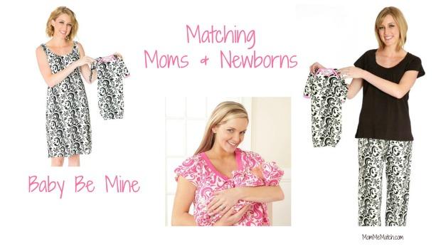 Matching Moms & Newborns