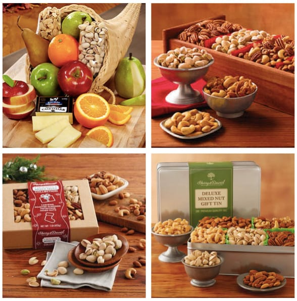 Mixed Nut Gift Collections