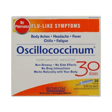 Beat the Flu This Season - Stock Your Medicine Cabinet with Oscillococcinum