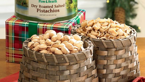 Plow & Hearth Pistachios