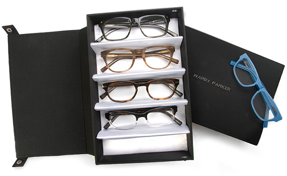 WarbyParker Home Try-on Program