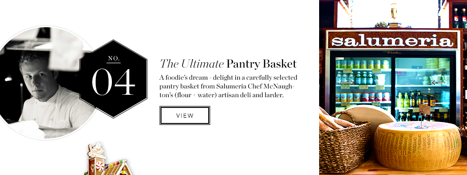 Best Holiday Gifts - Ultimate Pantry Basket
