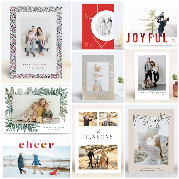 Popular Holiday Cards