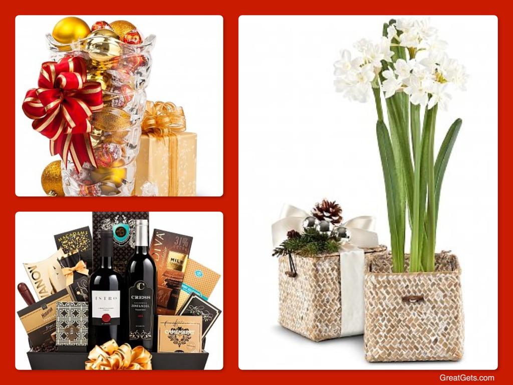 Top 3 Elegant Holiday Business Gifts
