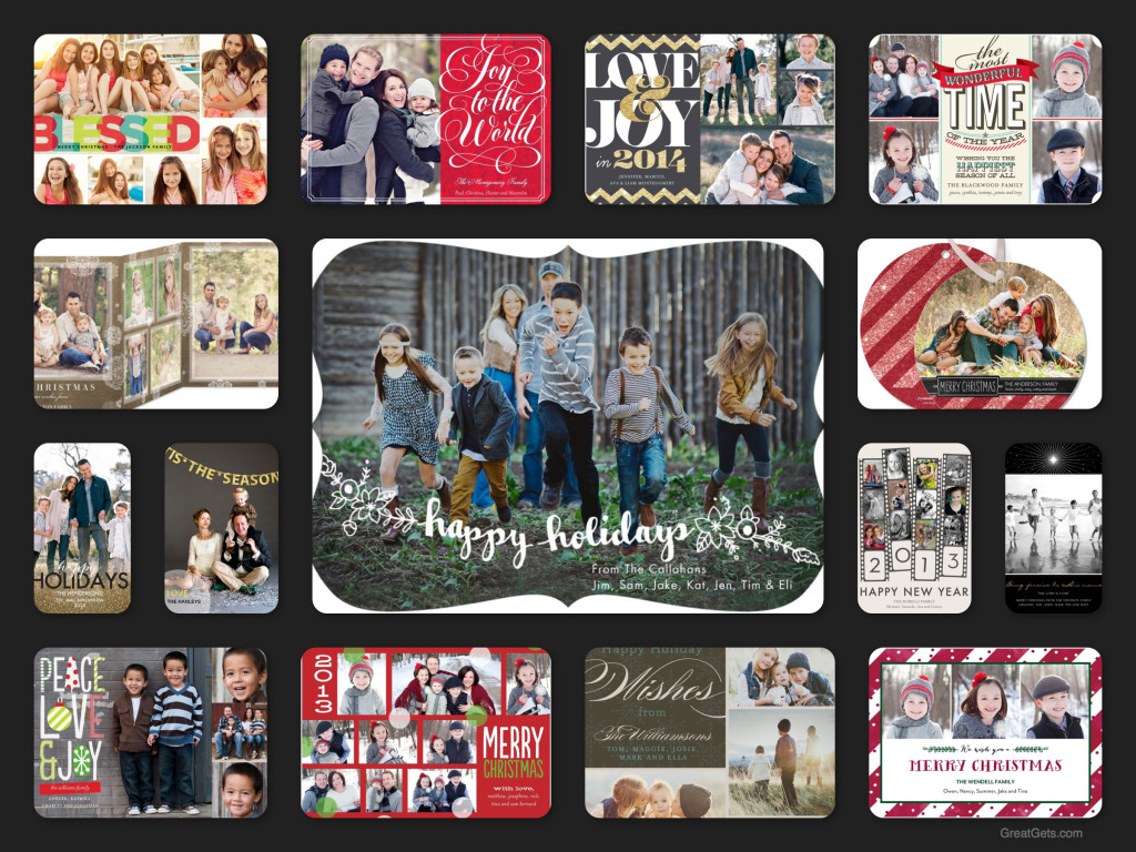 Top 15 Holiday Cards