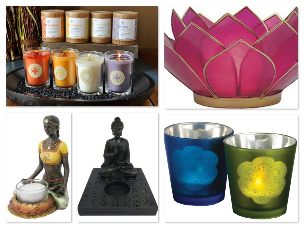 Yoga Candles