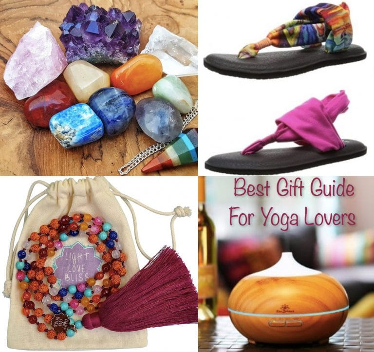 Best Gift Guide for Yoga Lovers