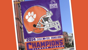 Clemson Tigers 2014 Orange Bowl Championship Gear, college football