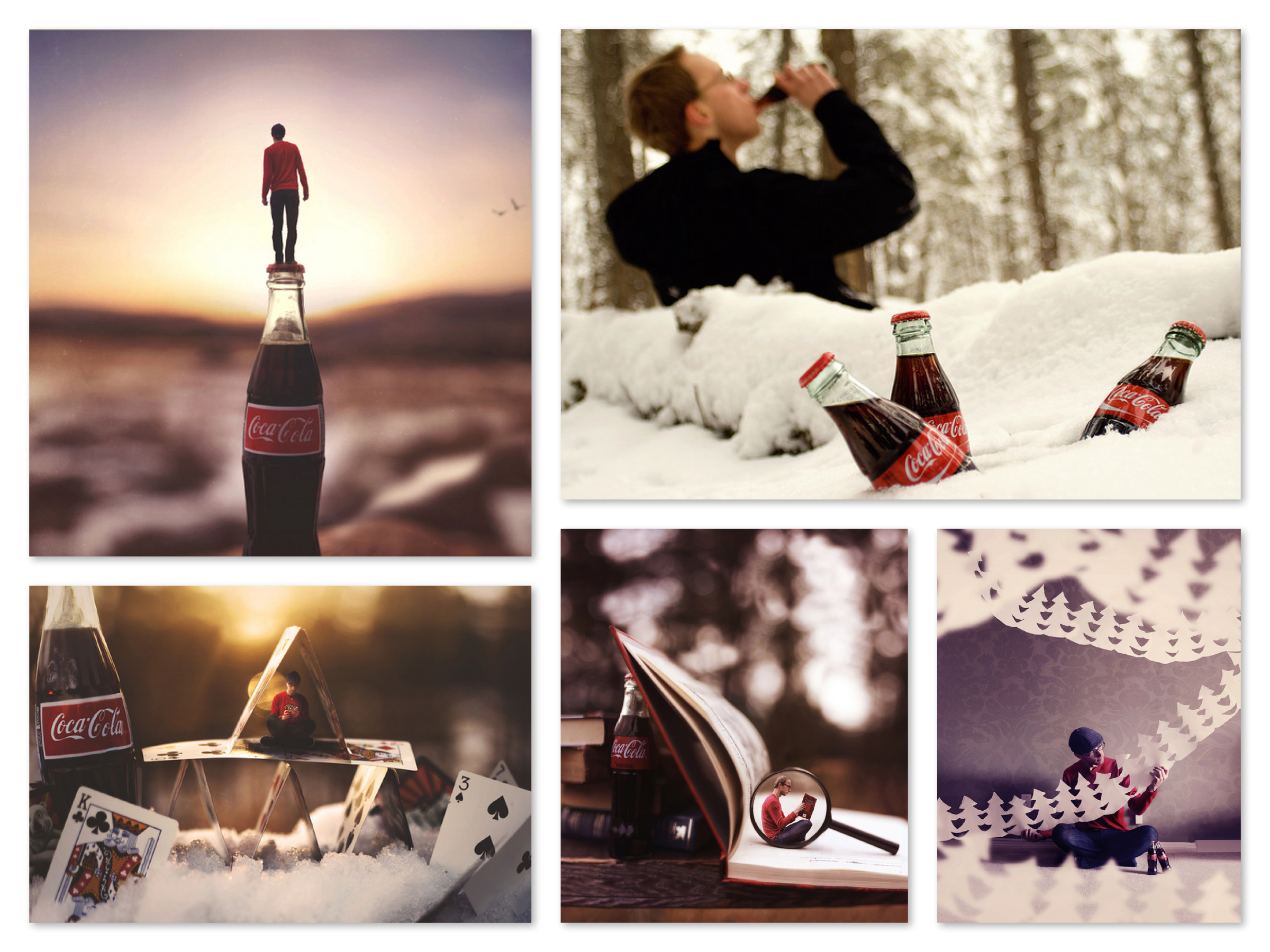 Coca Cola Photographer Inspiration