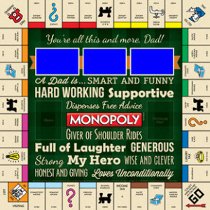 Create your own Monopoly Board