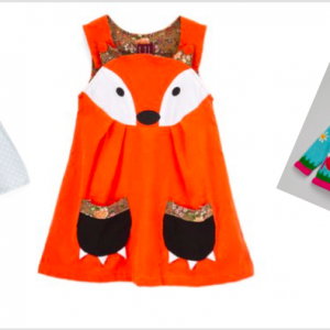 Children's Fox Clothes